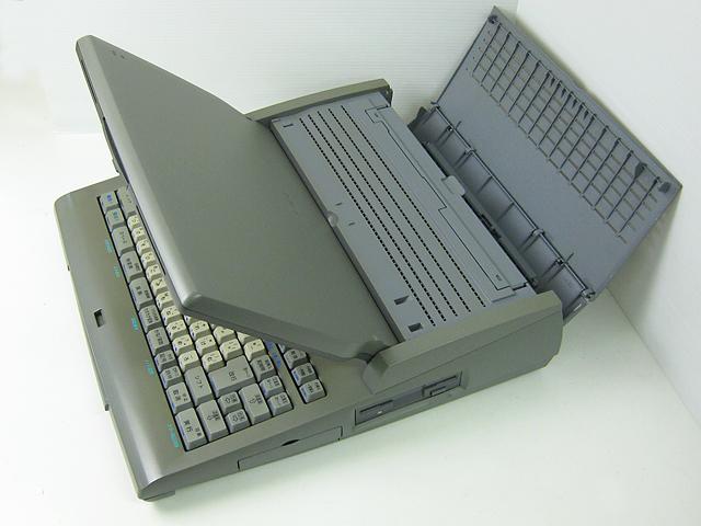 98ワープロ販売 文豪 JX-A500 NEC