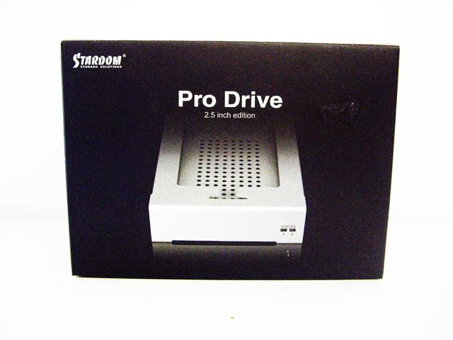 Pro Drive 2.5-inch edition