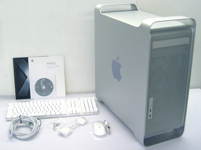 PowerMac G5 2GHz Dual 第2世代