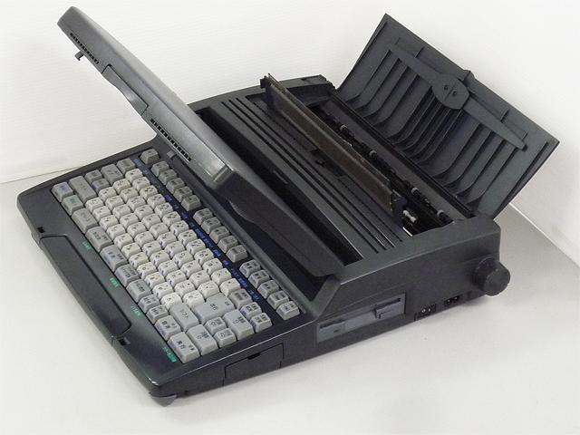 98ワープロ販売 文豪 JX-5500BC NEC