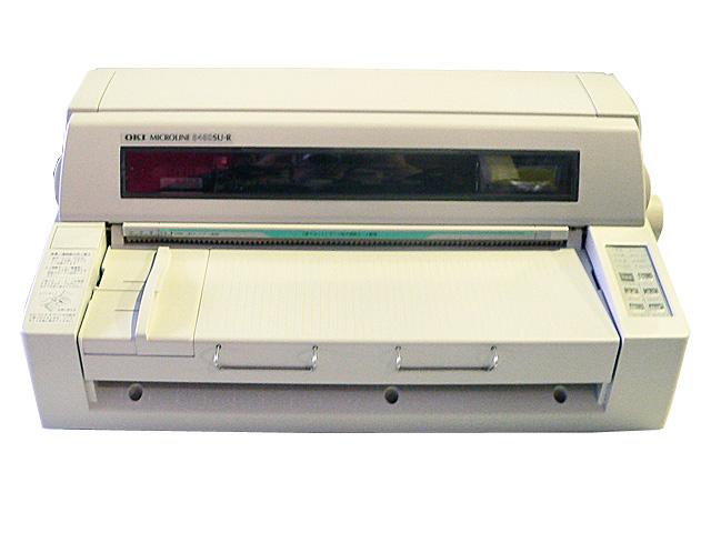 98プリンタ販売 MICROLINE 8480SU-R OKI