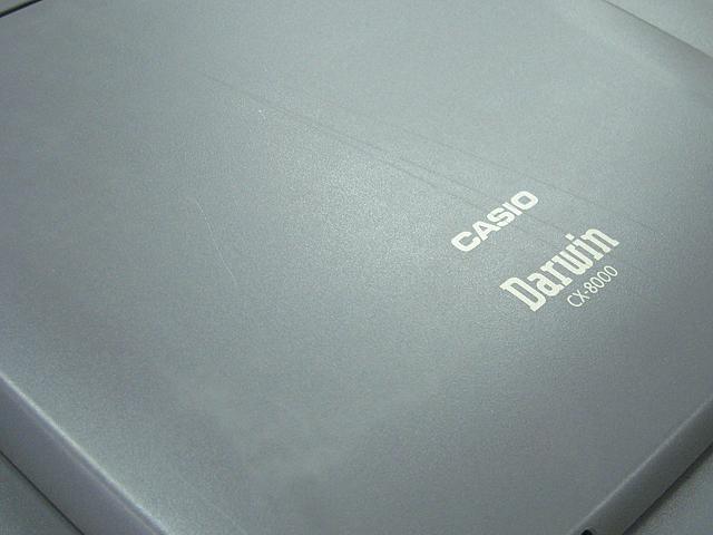 98ワープロ販売 ダーウィン CX-8000 CASIO