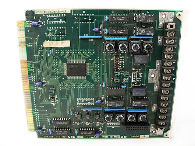 98ボード類販売 136-455606-B-02 NEC