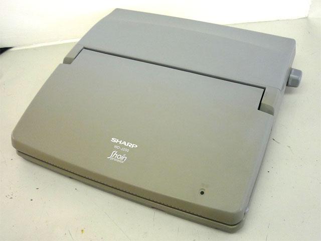 98ワープロ販売 書院 WD-J200 SHARP