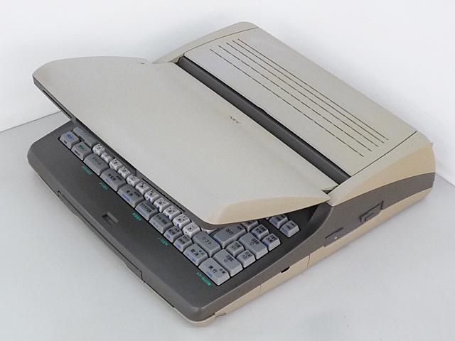 98ワープロ販売 文豪 JX-S500 NEC