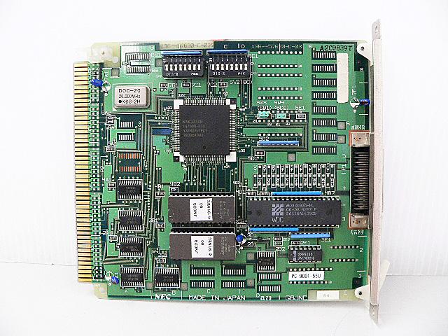 98ボード類販売 PC-9801-55U NEC