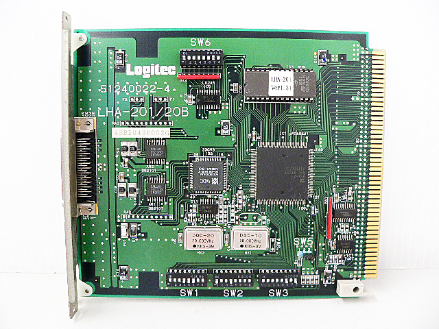 98ボード類販売 LHA-201 Logitec