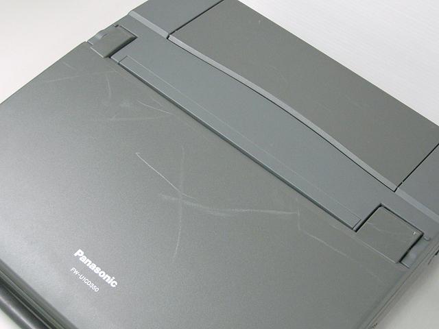 98ワープロ販売 スララ SLALA FW-U1CD350 Panasonic