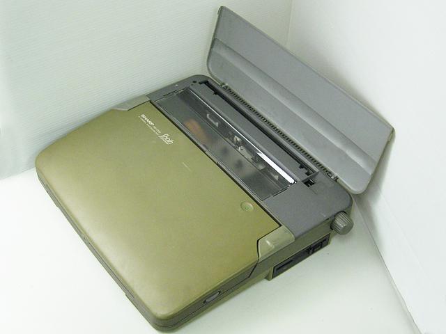 98ワープロ販売 書院 WD-Y330 SHARP
