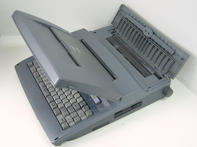 98ワープロ販売 セリエ SERIE MR-1 SHARP