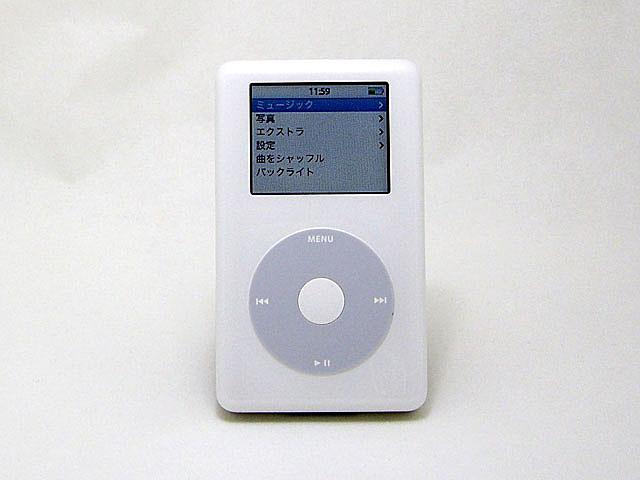 iPod photo 60GB M9830J/A