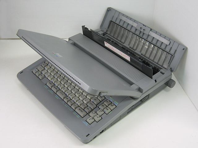 98ワープロ販売 ルポ Rupo JW-V900 東芝
