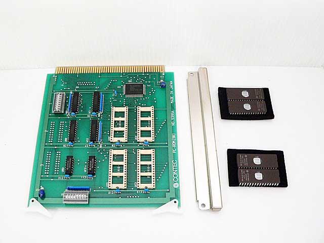 制御ボード販売 PC-ROM(98) CONTEC