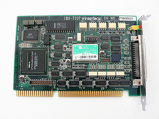 制御ボード販売 IBX-7207 Interface
