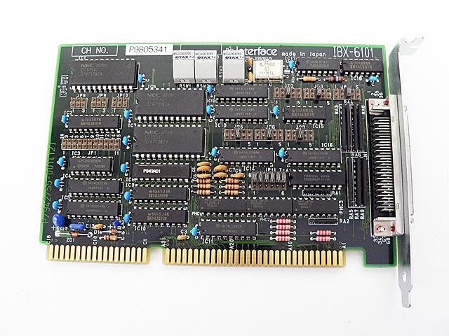 制御ボード販売 IBX-6101 Interface