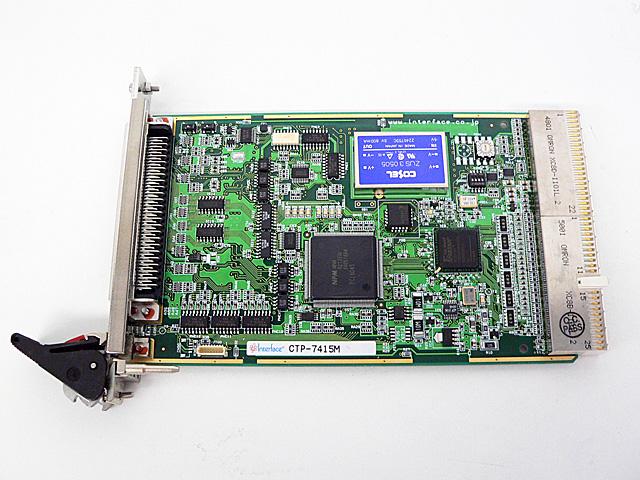 制御ボード販売 CTP-7415M Interface