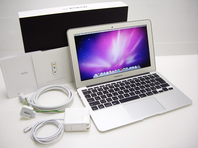 MacBook Air 1.4GHz 11.6インチ