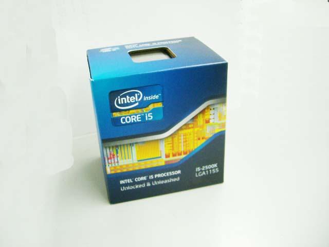 CPU Core i5 2500K