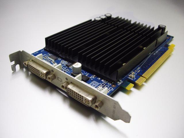 中古Macグラフィックボード販売 NVIDIA Geforce 6600 LE Apple