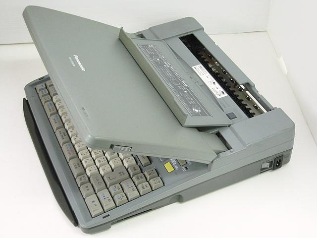 98ワープロ販売 スララ SLALA FW-U1C200 Panasonic