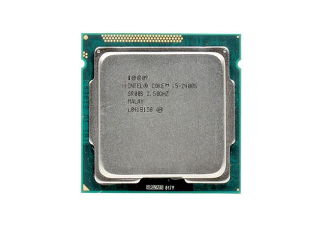 CPU Core i5 2400S