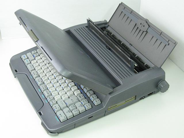 98ワープロ販売 文豪 ミニ5ZC (PWP5ZC) NEC