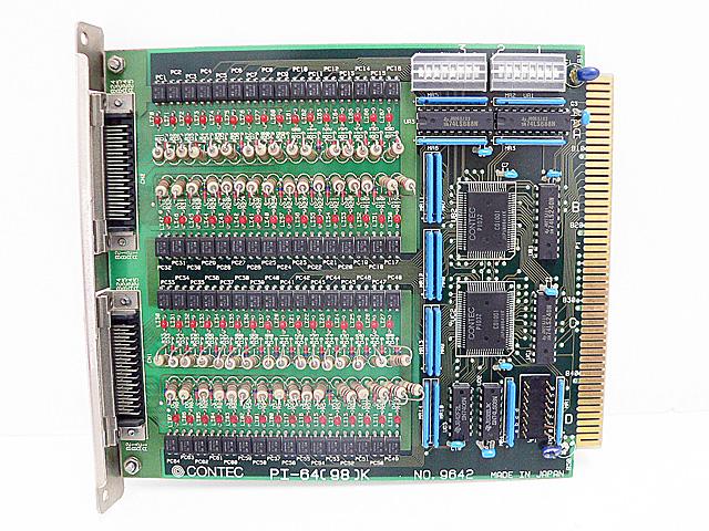 制御ボード販売 PI-64(98)K CONTEC