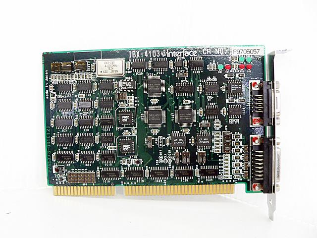 制御ボード販売 IBX-4103 Interface