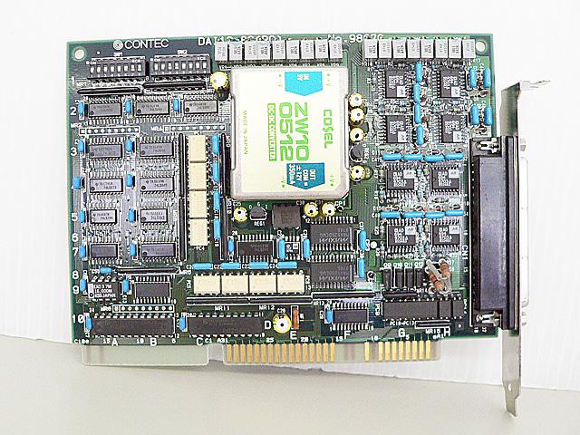 制御ボード販売 DAI12-8C(PC) CONTEC
