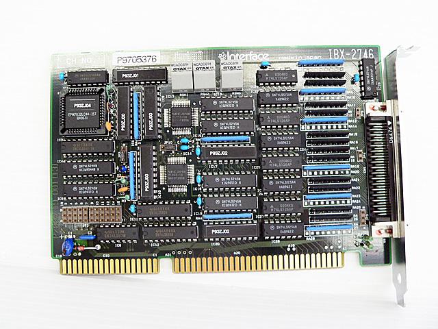 制御ボード販売 IBX-2746 Interface