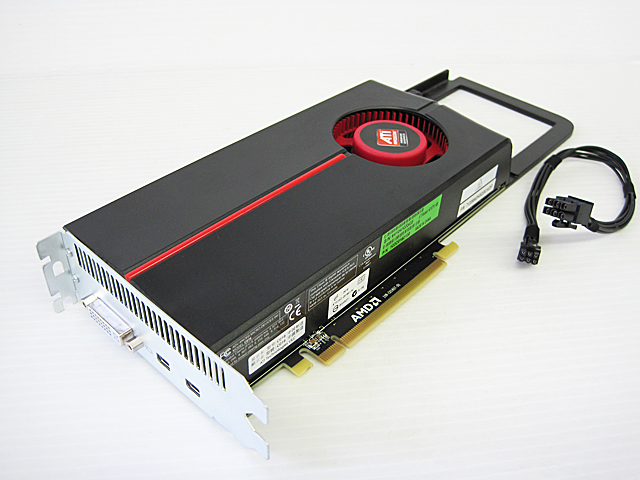 ATI Radeon HD 5770 Graphics Upgrade Kit for Mac Pro