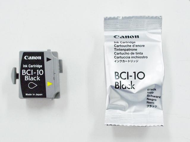 BCI-10 Black