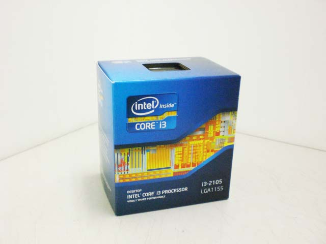 CPU Core i3 2105