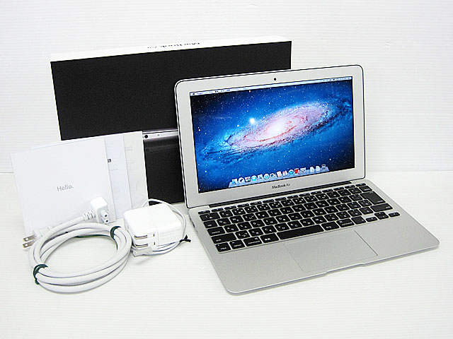 MacBook Air Core i5 1.7GHz 13.3インチ
