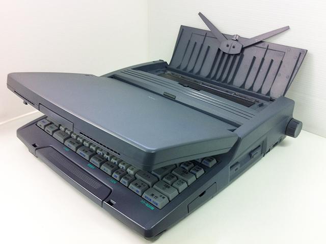 98ワープロ販売 文豪 JX-5500AC NEC