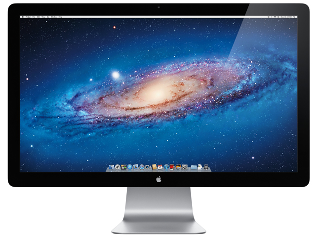Thunderbolt Display 27