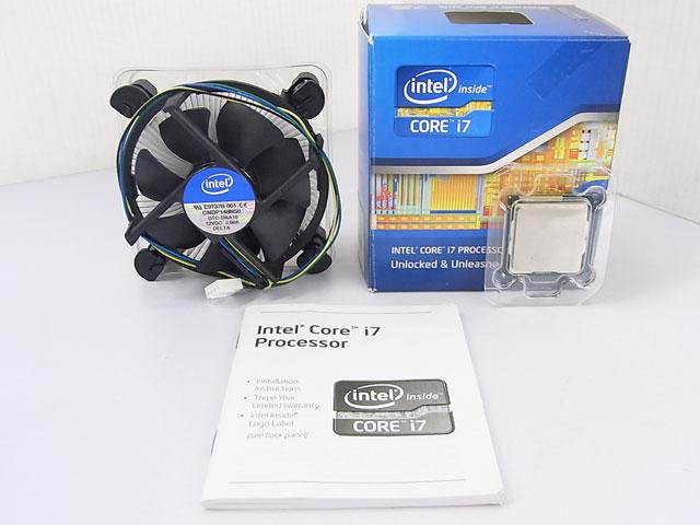 CPU Core i7 2700K