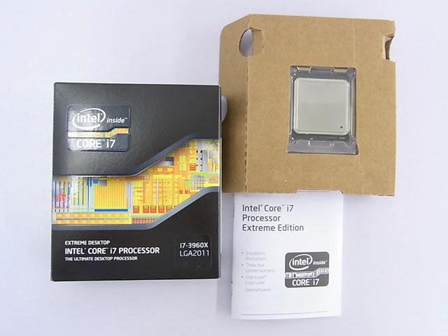 CPU Core i7 3960X