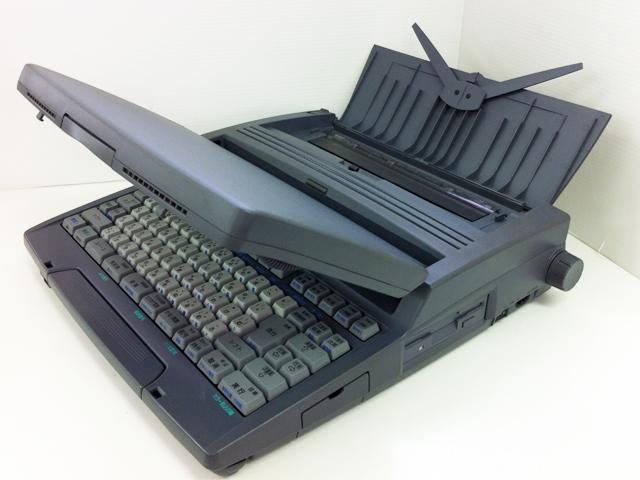 98ワープロ販売 文豪 JX-5500AS NEC