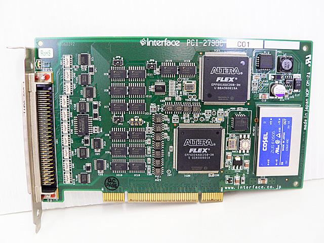 制御ボード販売 PCI-2790C Interface