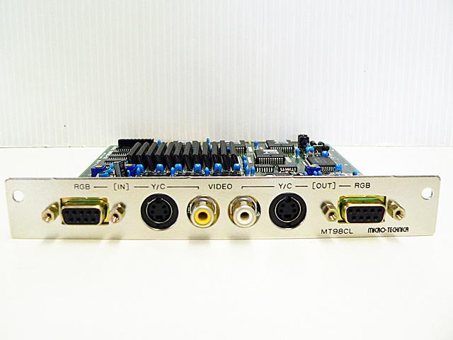98ボード類販売 92MT98CL-103 MICRO-TECHNICA