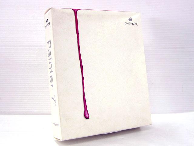 Painter 7 日本語版 Macintosh版