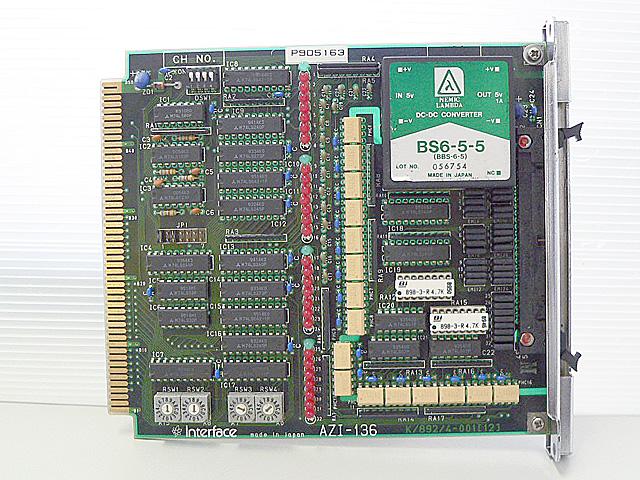制御ボード販売 AZI-136 Interface