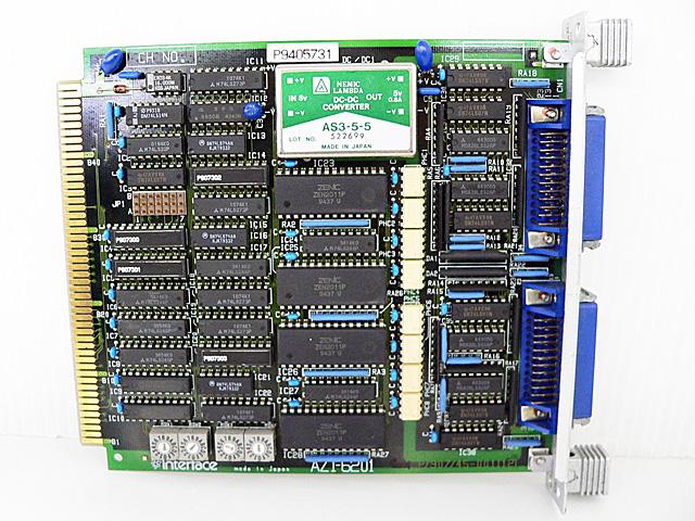 制御ボード販売 AZI-6201 Interface