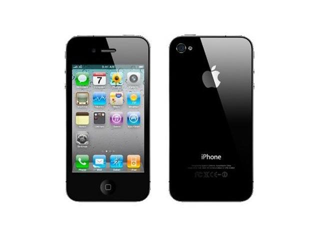 iPhone 4S 16GB ブラック  MD236J/A