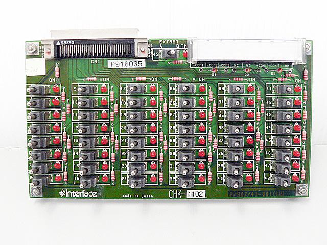 制御ボード販売 CHK-1102 Interface