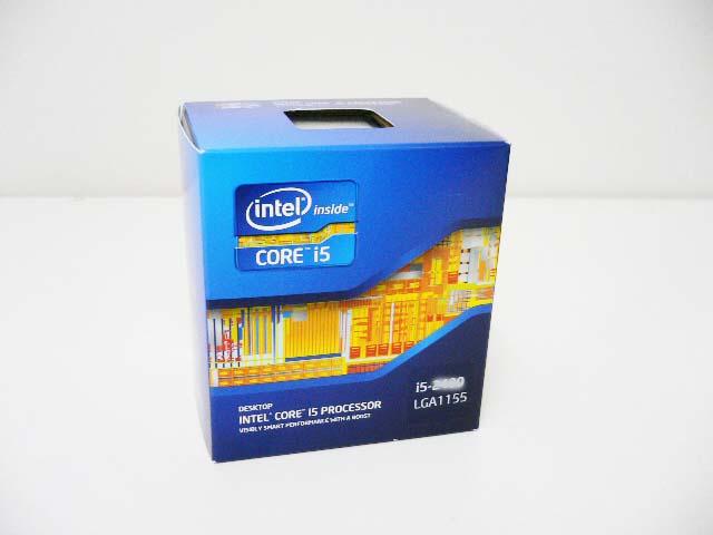 CPU Core i5 2320