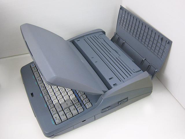 98ワープロ販売 文豪 JX-S555 NEC