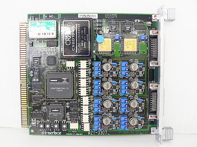 制御ボード販売 AZI-3307 Interface