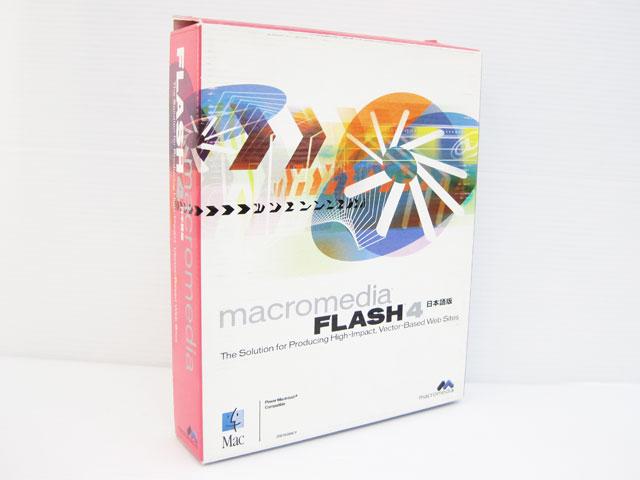 Flash 4 Macintosh版